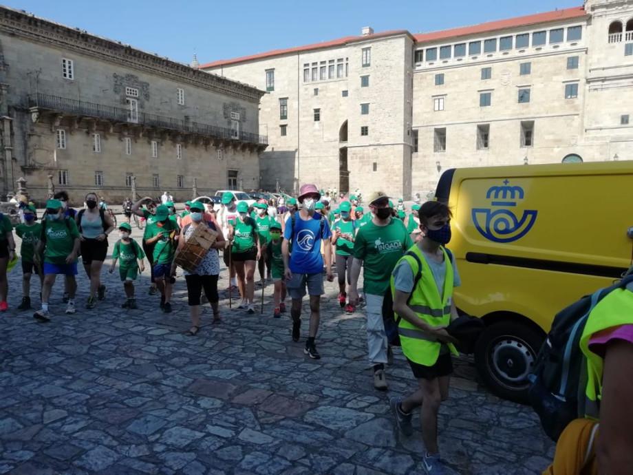 Correos participa en el VII Camino de la Diversidad