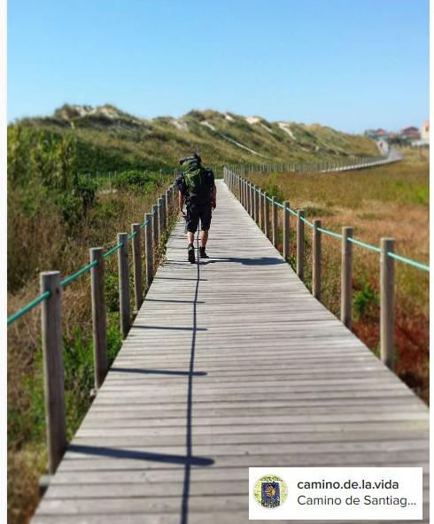portuguese way santiago