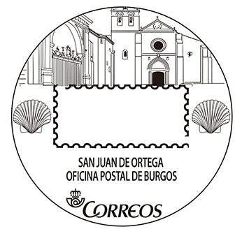 matasellos San Juan de Ortega