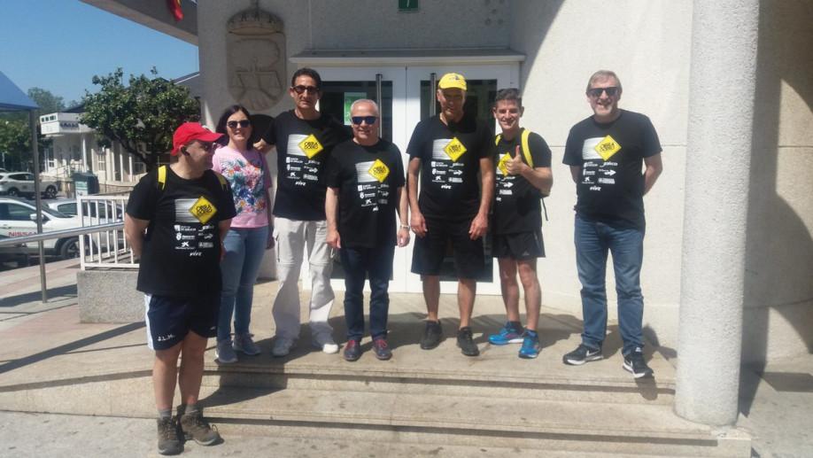 El Camino acaba en Obradoiro con Nikos Galis
