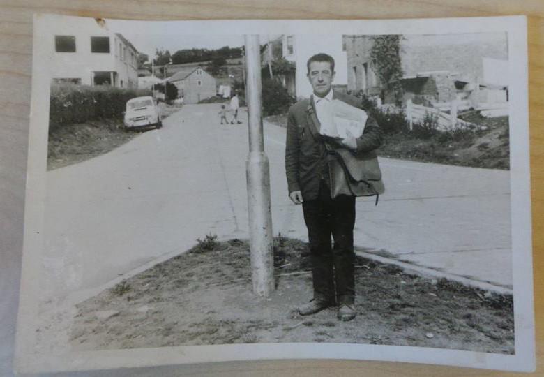 vintage postman spain