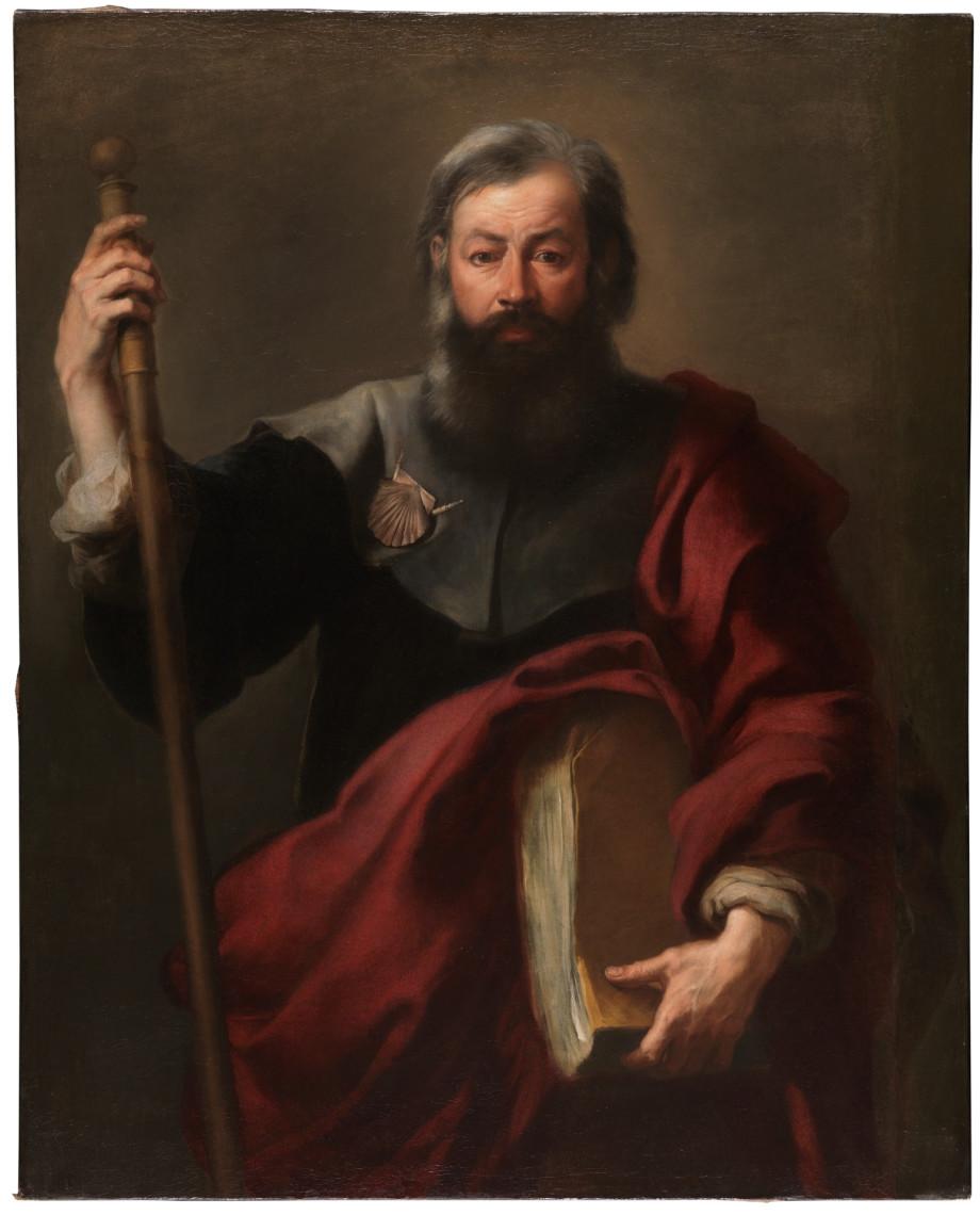 El Apóstol Santiago de Murillo
