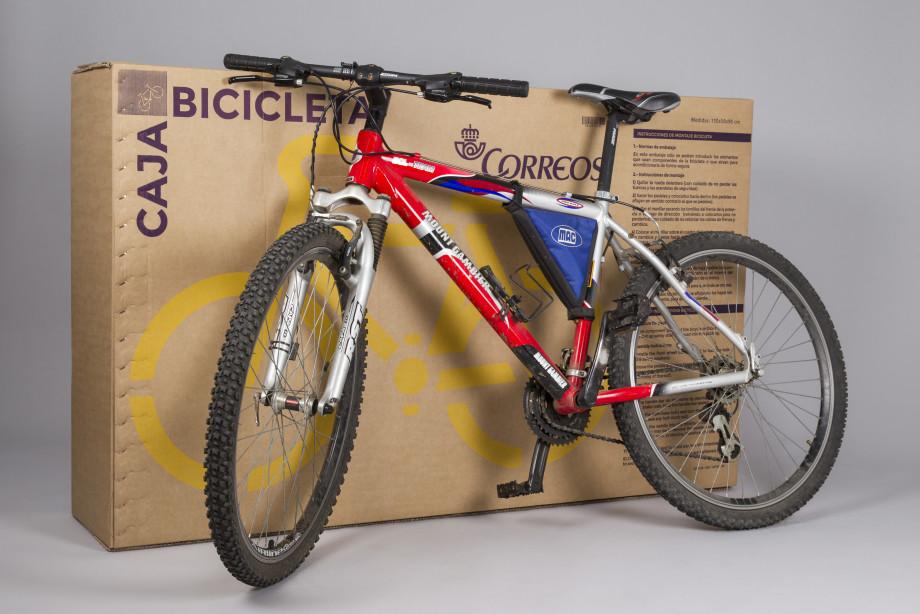 Paq Bicicleta Correos