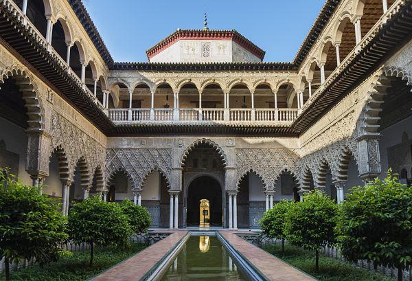qué ver en Sevilla, Real Alcázar de Sevilla