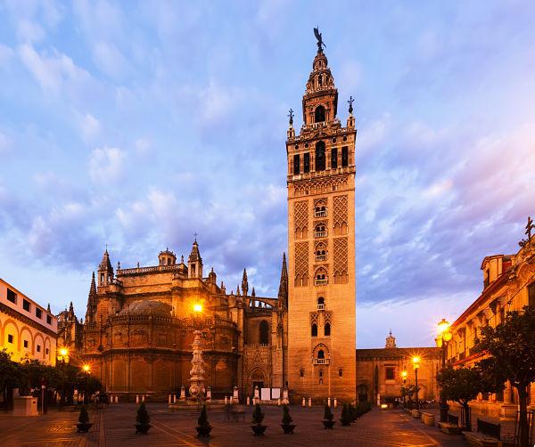 qué ver en Sevilla, Catedral y Giralda
