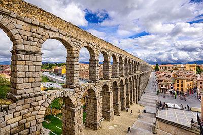 todos los Caminos de Santiago en España