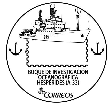 hesperides postmark