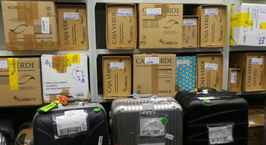Paq peregrino el camino de santiago sin equipaje for Oficina correos santiago de compostela