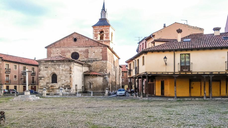 Plaza del Grano de León