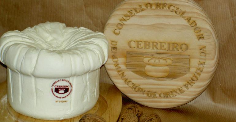 o cebreiro cheese