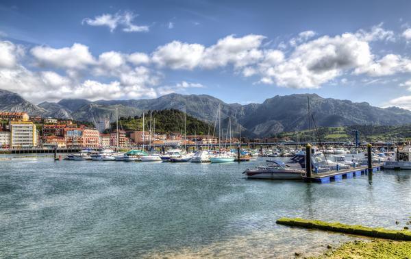 Ribadesella, pueblo con encanto en Asturias