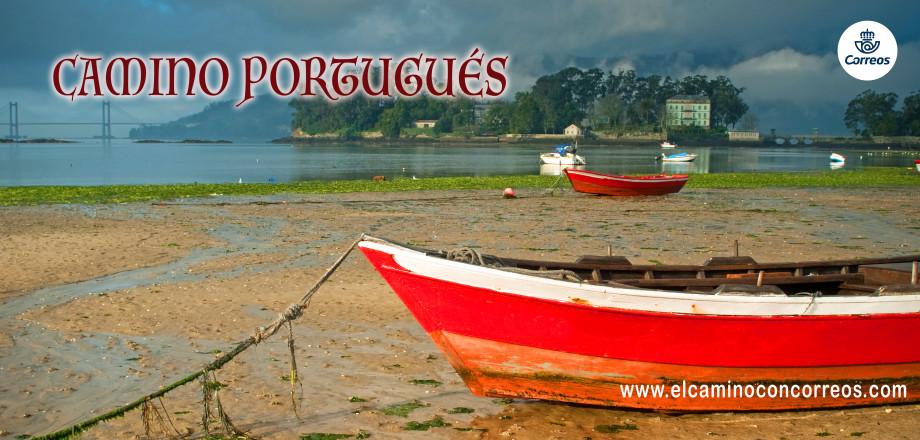 Tarjeta del Camino Portugués