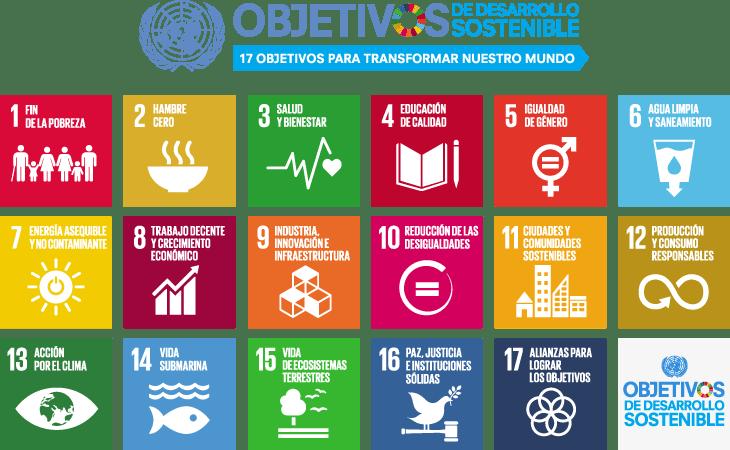 Objetivos de Desarrollo Sostenible y Agenda 2030
