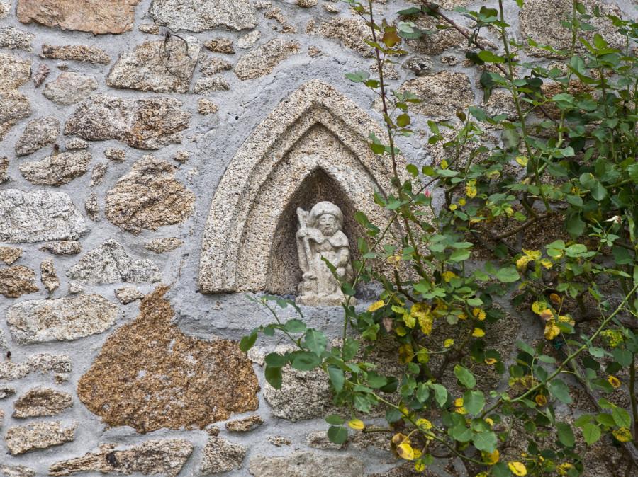 Santiago Apóstol en el Camino Portugués