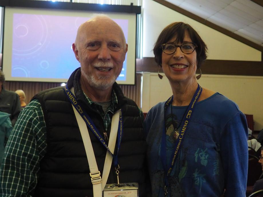 Richard y Barbra. American Pilgrims