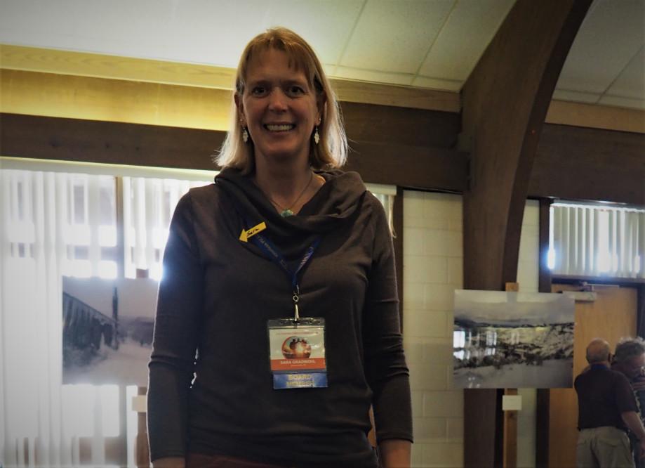 Sara. American Pilgrim