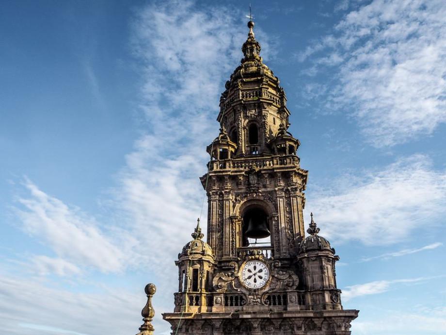 Torre de la Berenguela de la Catedral de Santiago de Compostela
