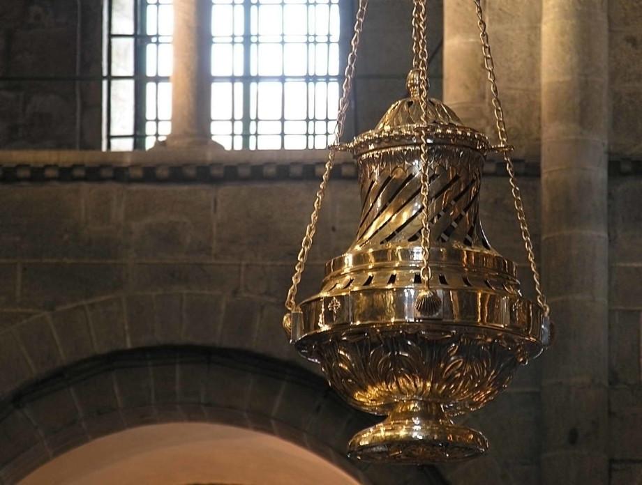 Botafumeiro de la Catedral de Santiago