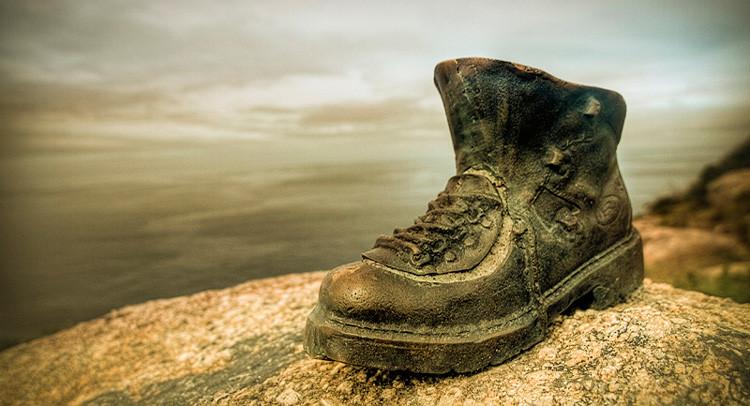 calzado camino de santiago
