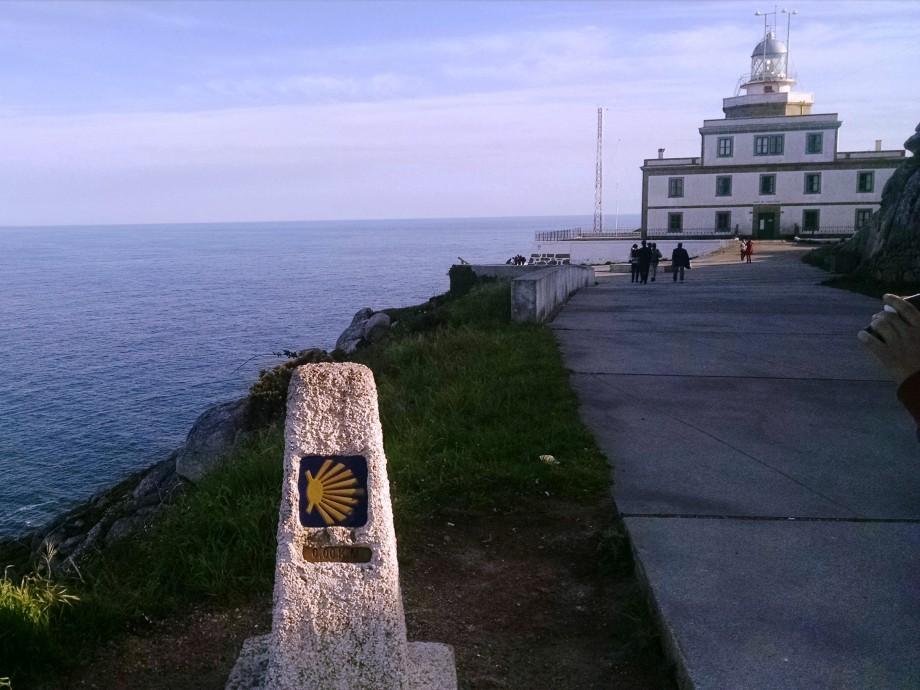 Camino a Finisterre y Muxía