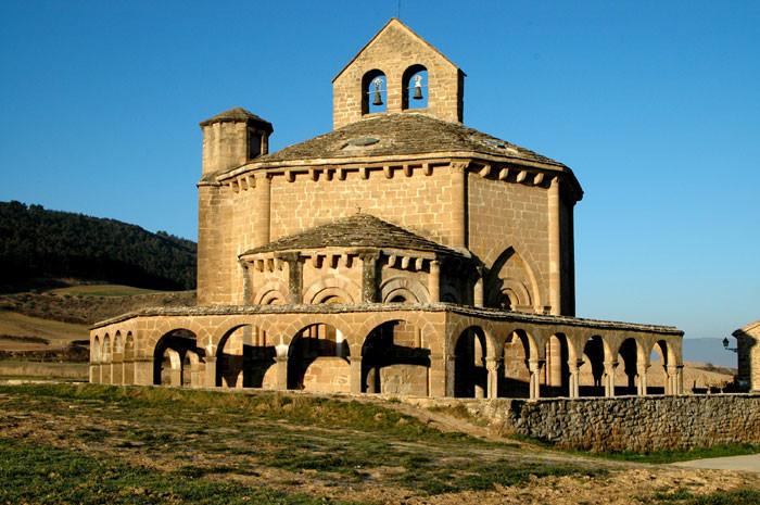 Iglesia templaria de Santa María de Eunate