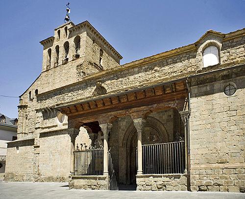 Catedral de Jaca - Románico en el Camino de Santiago