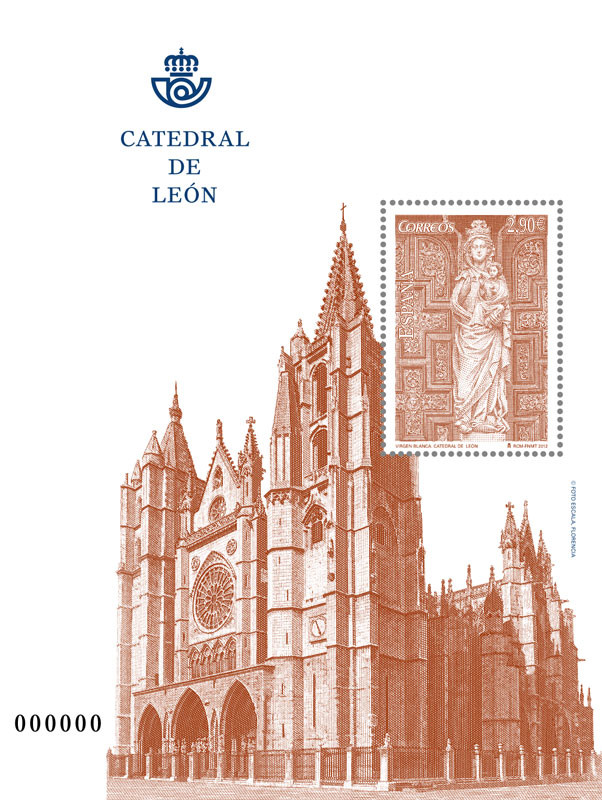 sello catedral león