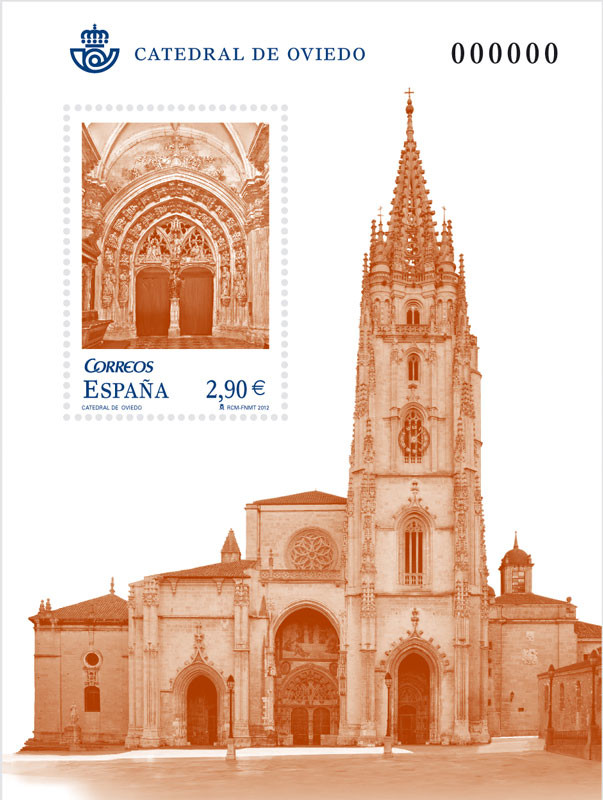 sello catedral oviedo