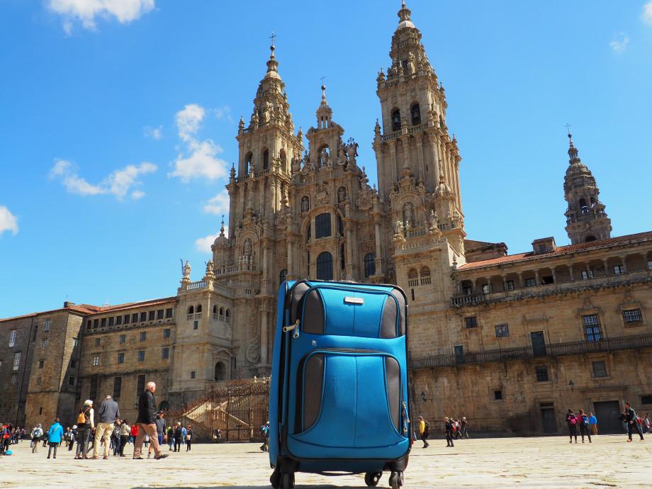 Paq Peregrino: cómo enviar maletas y equipajes a Santiago de Compostela