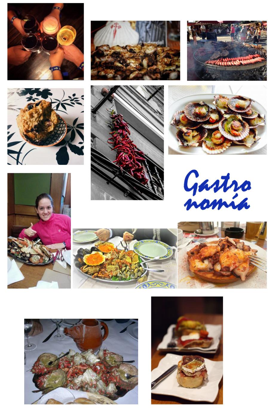concurso fotografia la magia del camino categoria gastronomia