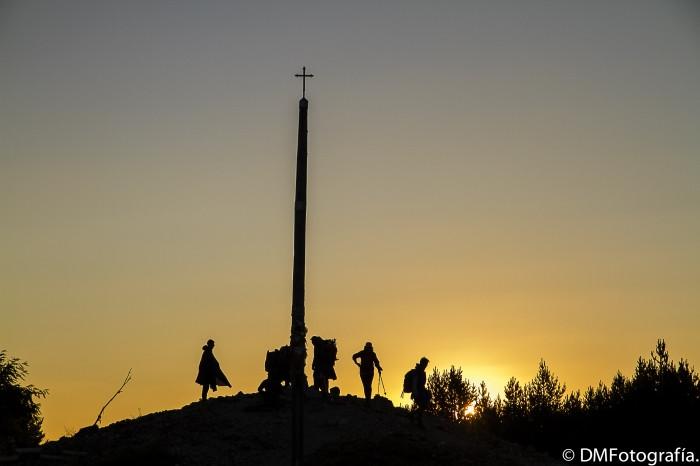 Cruz de Fierro, lugar mágico del Camino Francés