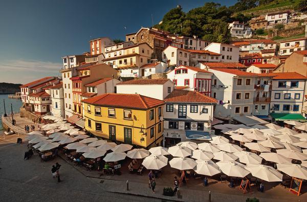 Cudillero, Pueblo con encanto en Asturias
