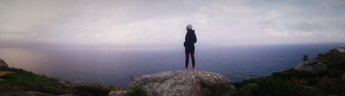 buscando el horizonte en el camino de santiago