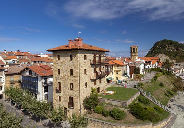 Getaria, pueblo con encanto en País Vasco