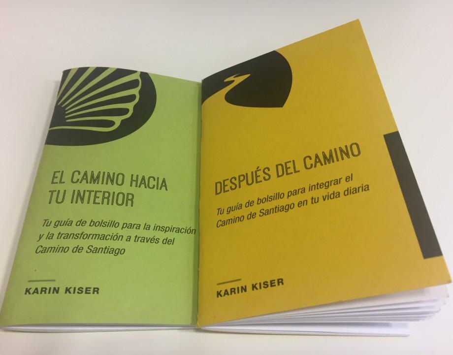 Guías del Camino de Santiago escritas por Karin Kiser