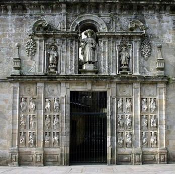 Puerta Santa de Santiago de Compostela