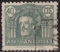 holy year 1943 apostle