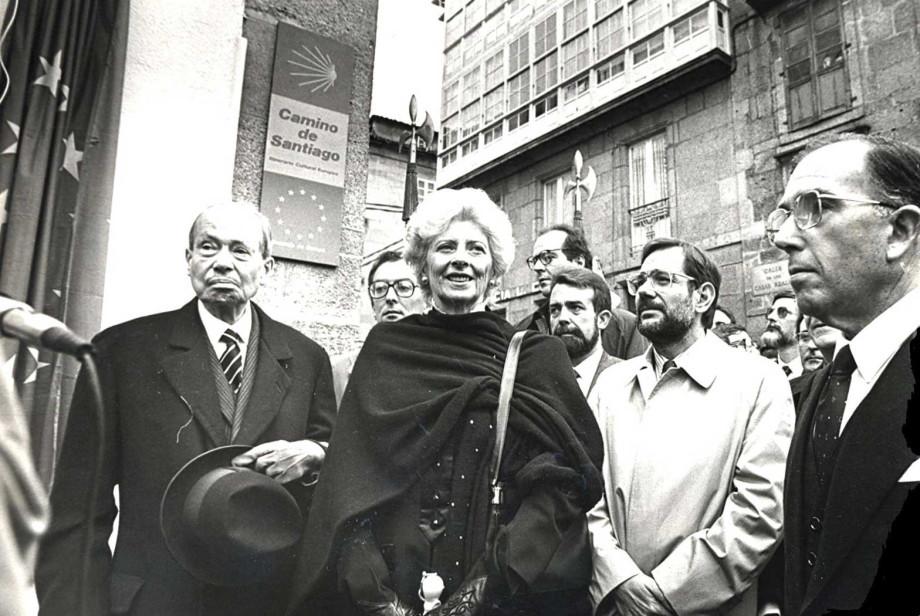 treinta años del camino como primer itinerario cultural europeo