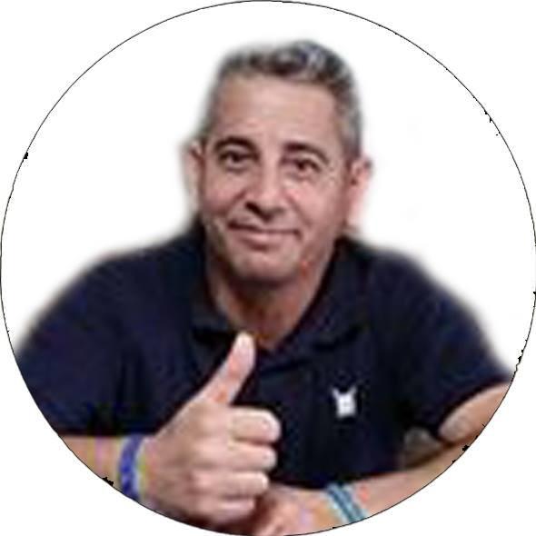 José Mejías, responsable de la ONG Hospitaleros sin Fronteras