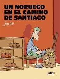 Un noruego en el Camino de Santiago. Jason