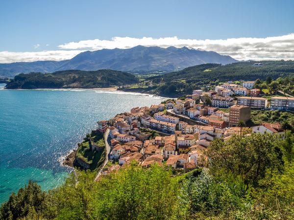 Llanes, pueblo con encanto en Asturias