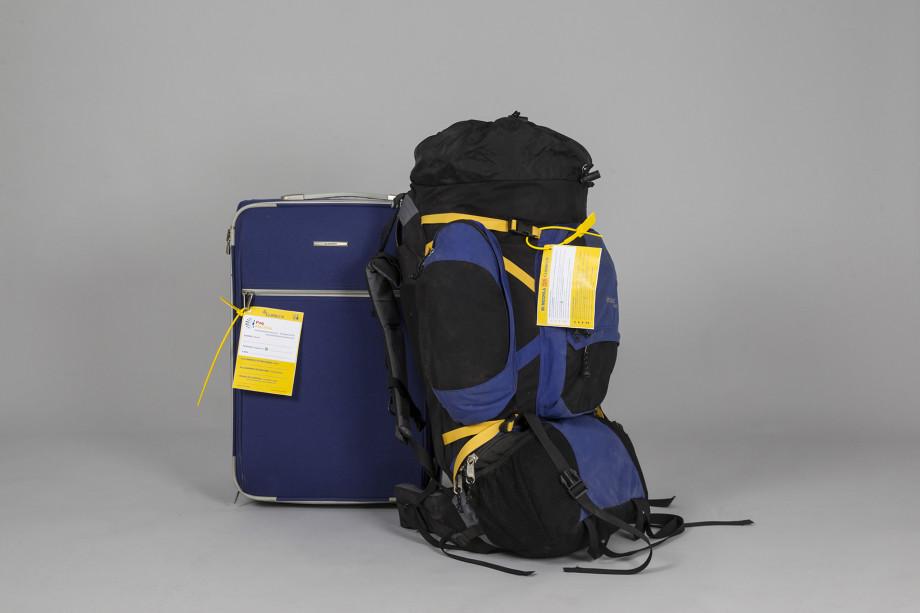 sending suitcases Camino Santiago