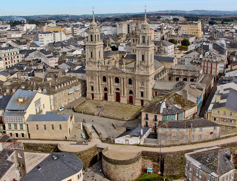 Qué ver y qué hacer en Lugo