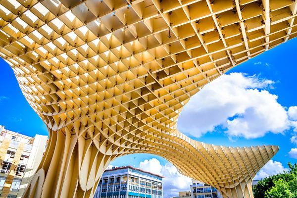Metropolitan parasol Sevilla, qué ver en Sevilla