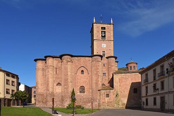 Monasterio de Santa María la Real de Näjera