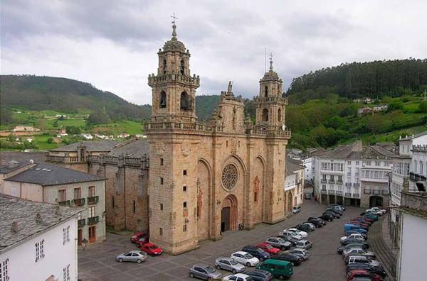 Mondoñedo, pueblo con encanto Galicia