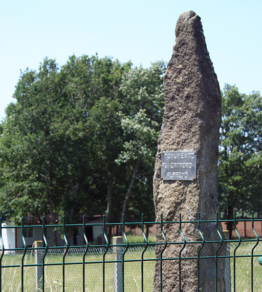 monument postman alfredo