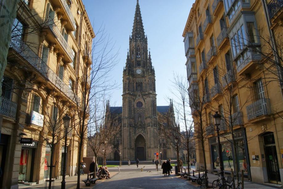 Qué ver en Donostia / San Sebastián: la Catedral del Buen Pastor