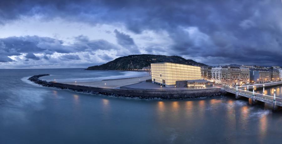 Qué ver en Donostia / San Sebastián: el edificio del Kursaal