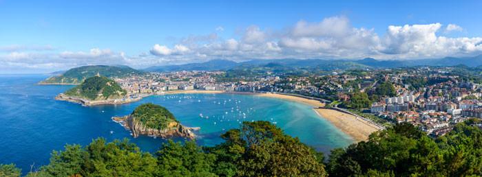 Qué ver en Donostia / San Sebastián: la bahía de la Concha